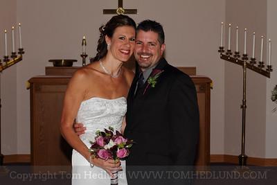 Wedding- Jeff and Valerie Smith