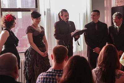 Wedding: Reb & Maurice