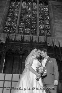 Wedding at the Princeton University Chapel , Princeton, NJ & Washington Crossing Inn - 1295 General Washington Memorial Blvd, Washington Crossing, PA 18977 By Alex Kaplan Photo Video Photo Booth www.AlexKaplanWeddings.com