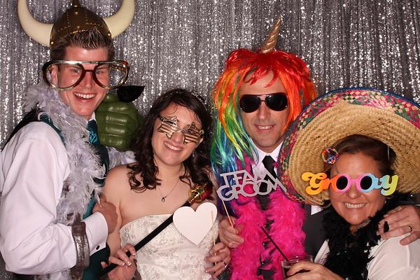 Wedding of Hannah & Dustin