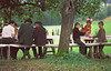 At the Table ( From Series Country Wedding )