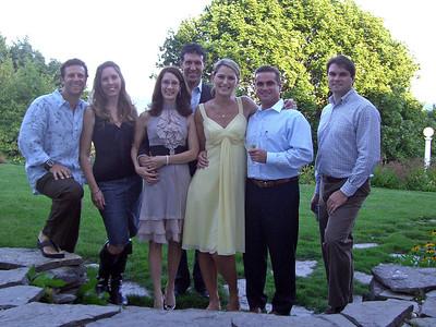 Chris & Michele's Mackinac Island Wedding