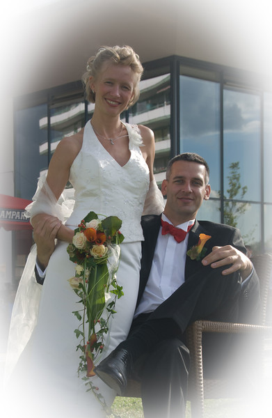 a summer wedding in Munich , Germany
