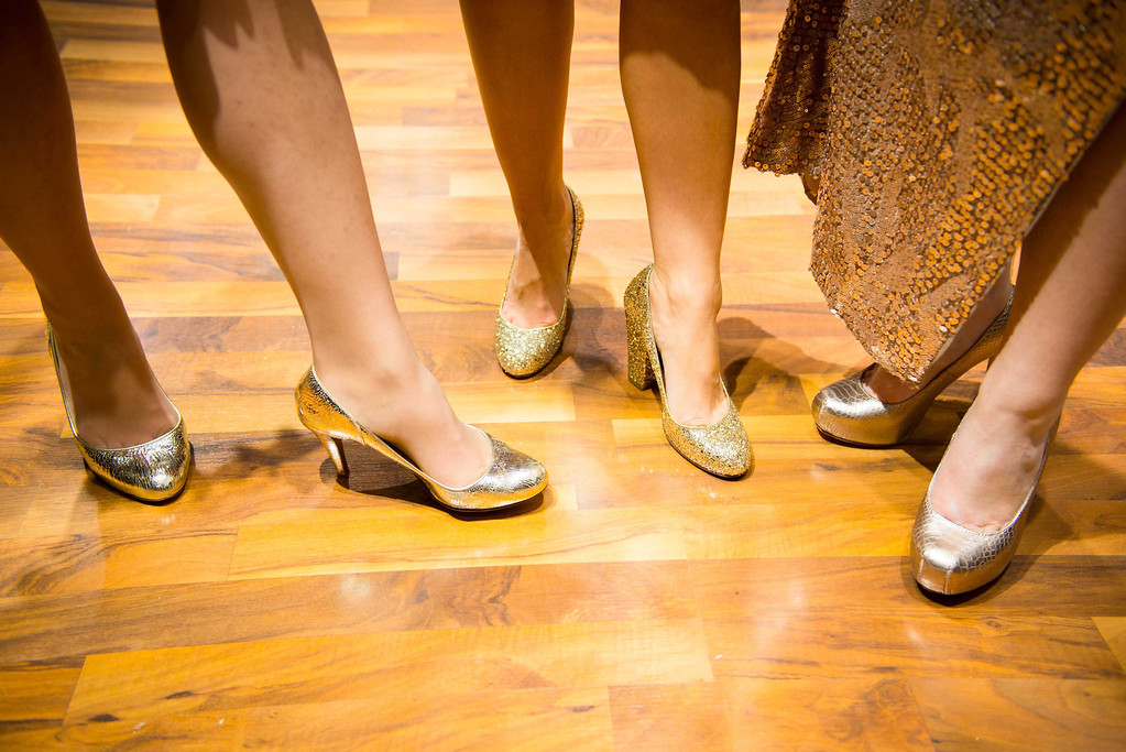 women and shoes ....