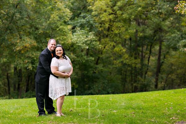9.29.18 Sandra & Chris | Bunker Hills Regional Park