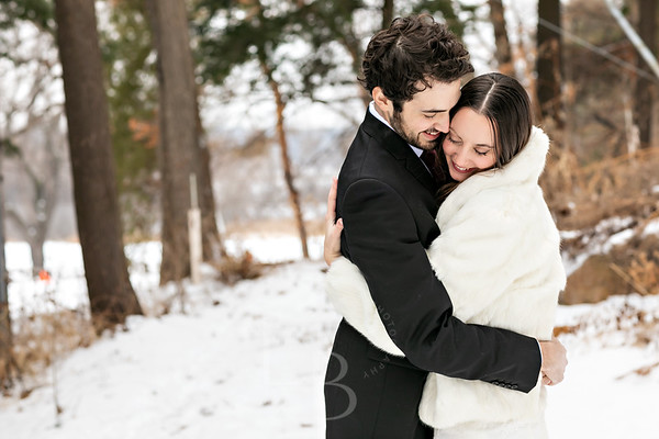 2019 2.2 Kate & Cal | St. Helena's & Theo Wirth Chalet