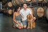 Adam Ward & Amy Ortiz  Save the Date, Engagement Photos Aaron Meyers Photography http://www.aaronmphotography.com