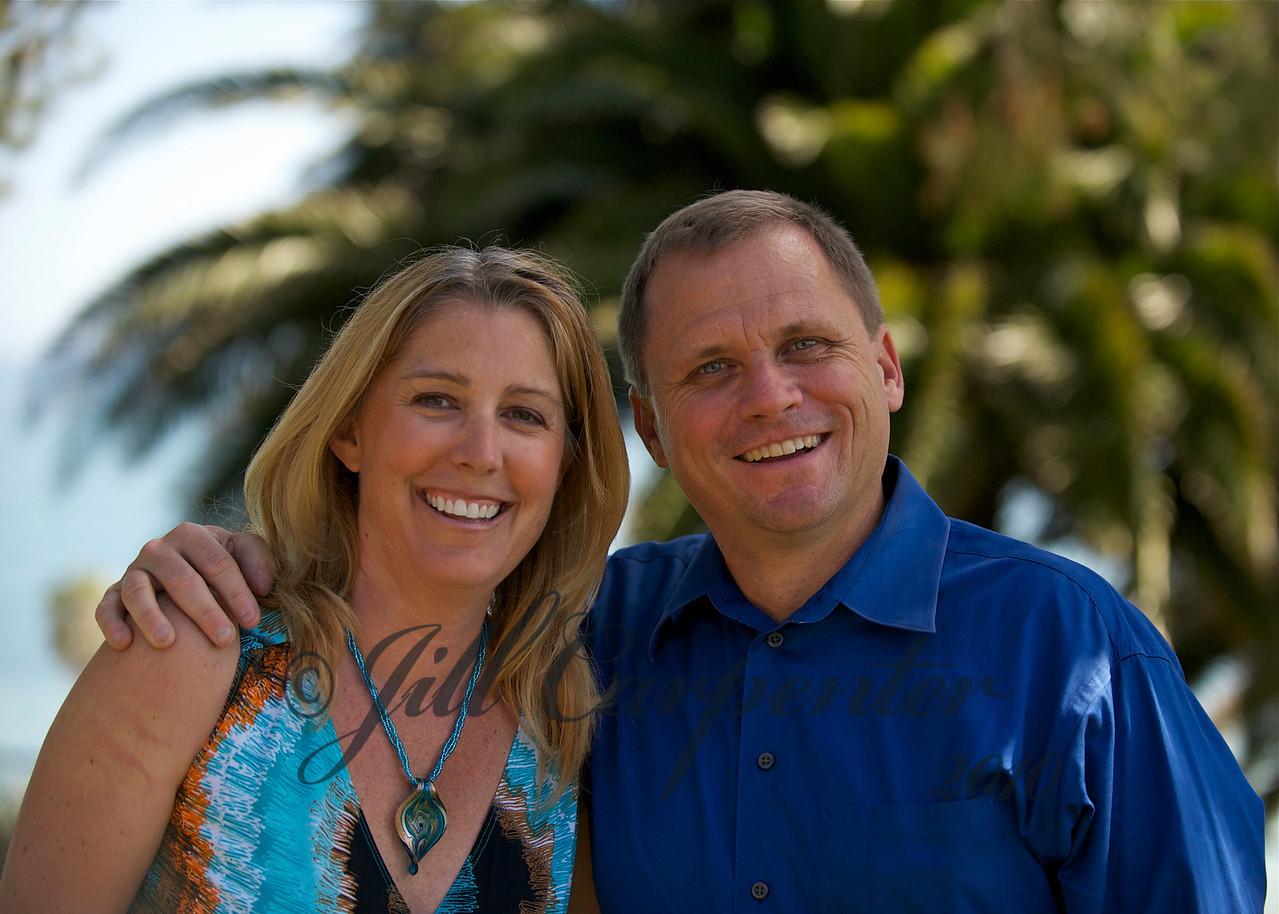 Karyn & Paul