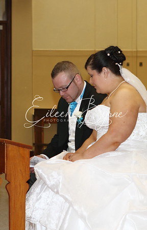 Christina and Ger as they celebrate their love for one another on Saturday May 19th with Family and Friends