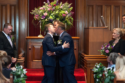 Clinton & Jay Mobley Wedding