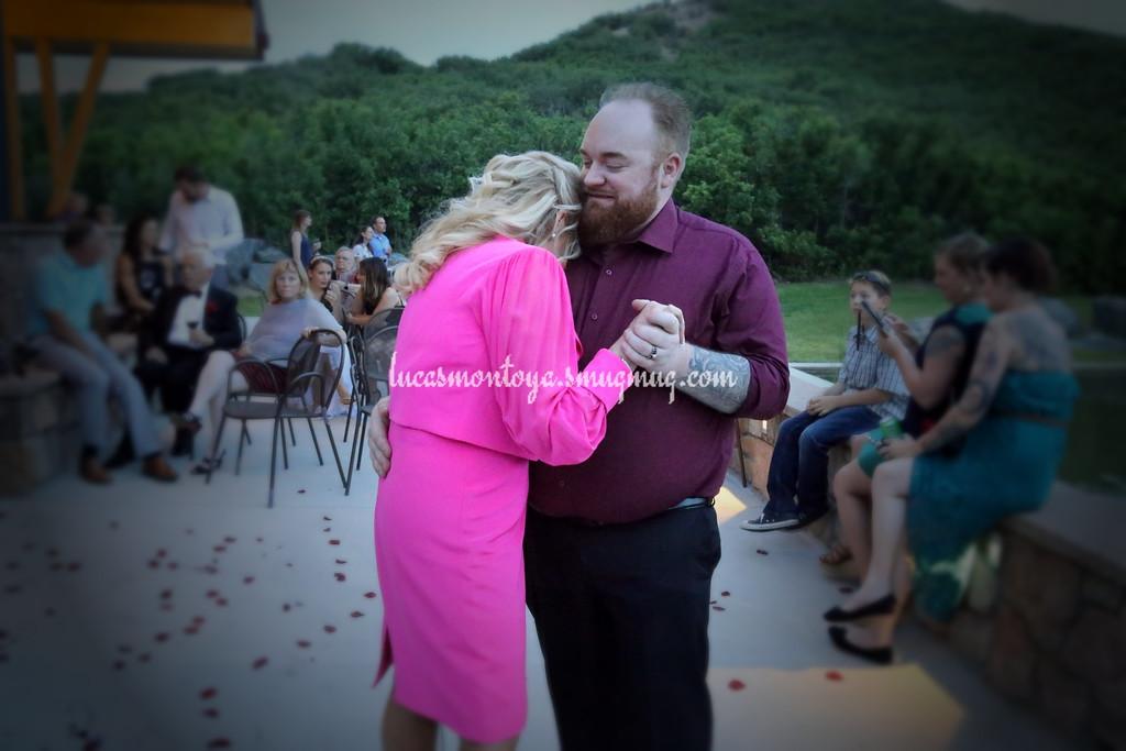 Brandi and Dylan Wedding - 22 June 2017