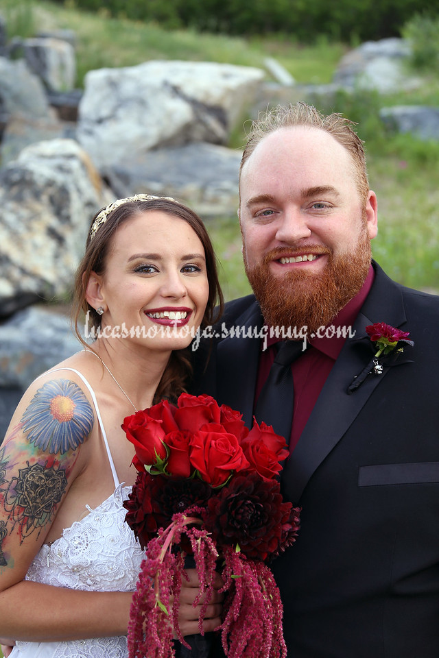 Brandi and Dylan Wedding - 22 June 2017