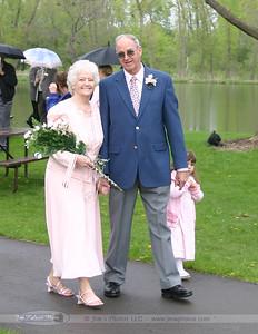 Wedding of Bob and Pat - May 5, 2005