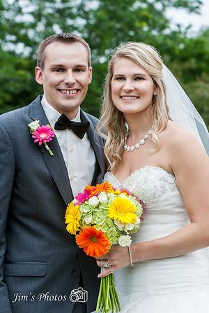 Wedding of Austin Kiddoo & Amanda Seeley - June 26, 2015