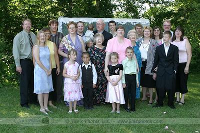 Wedding of Sara & Rachid - July 15, 2006