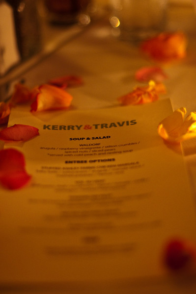 A very authentic (and unique) rehearsal dinner