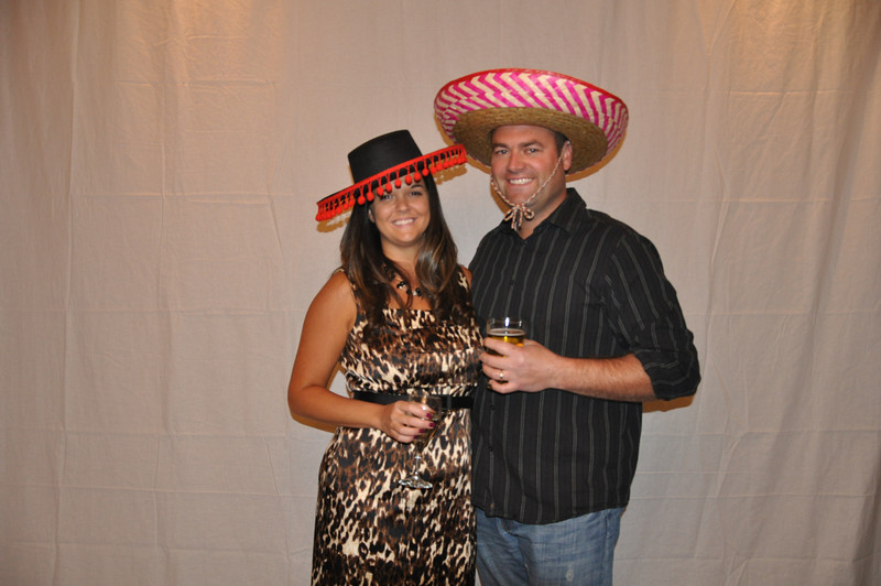 Senor Enrique y Senorita Amanda. Lauren's Reception at The Madison, Covington, KY