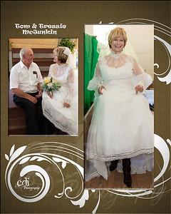 Tressie-Cowboy Bride in matte