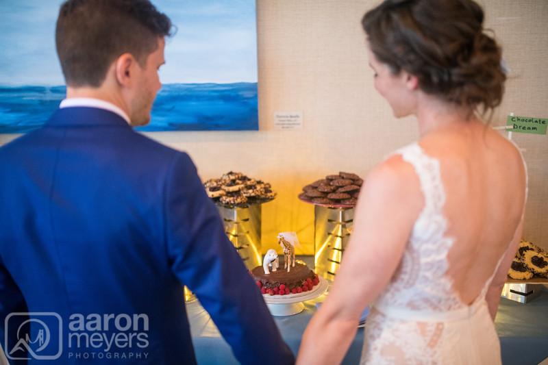 Naomi and Dan Wedding