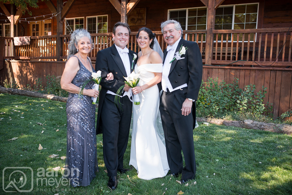 Rebecca and PJ Johns Wedding