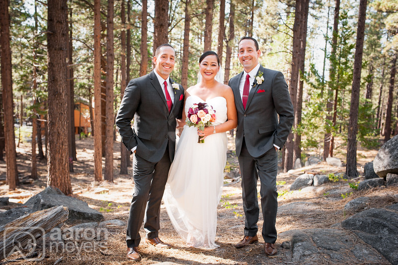 Kevin & Danni Quinley Wedding September 9, 2016 Riva Grill South Lake Tahoe, CA  Aaron Meyers Photography