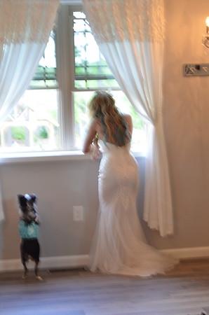 Steph Freeman wedding