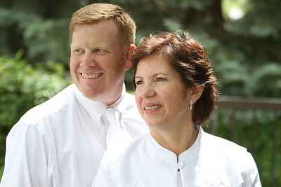 Tim and Ana