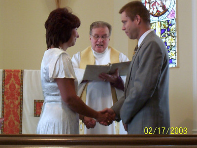 Lori and Todd getting married
