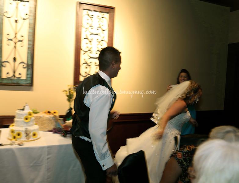 Tom & Chalora Wedding - 19 September 2015