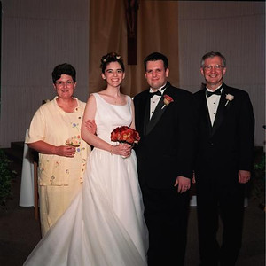 Wedding Of Josh and Michelle