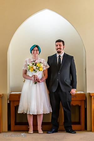 Wedding of Bill Knutson & Ariel Verbeten [d] October 18, 2021