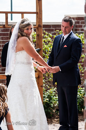 Wedding of Gary & Sarah - July 30, 2016