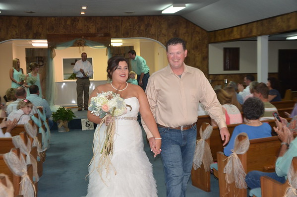 Wes and Brooke Farmer