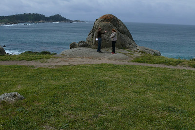 Wedding Rock, Carmel