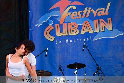 Montreal Les Week-Ends du Monde, Cuban Festival 2011-1