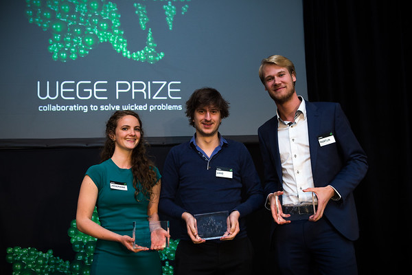 Wege Prize 2016 First Place: Team Spaak+