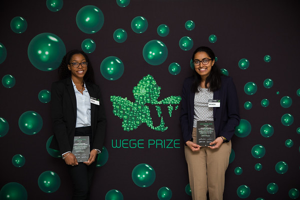 Wege Prize 2016 Third Place: Team UofM Sustainability Without Borders