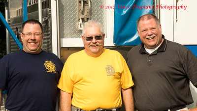 Willy Ball, Tim Gates, and Rich Gasaway