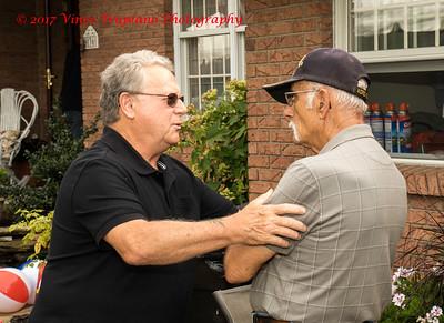 Steve Pawlock and John Gates