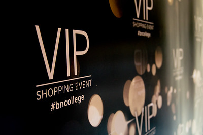 ISU Bookstore VIP shopping night