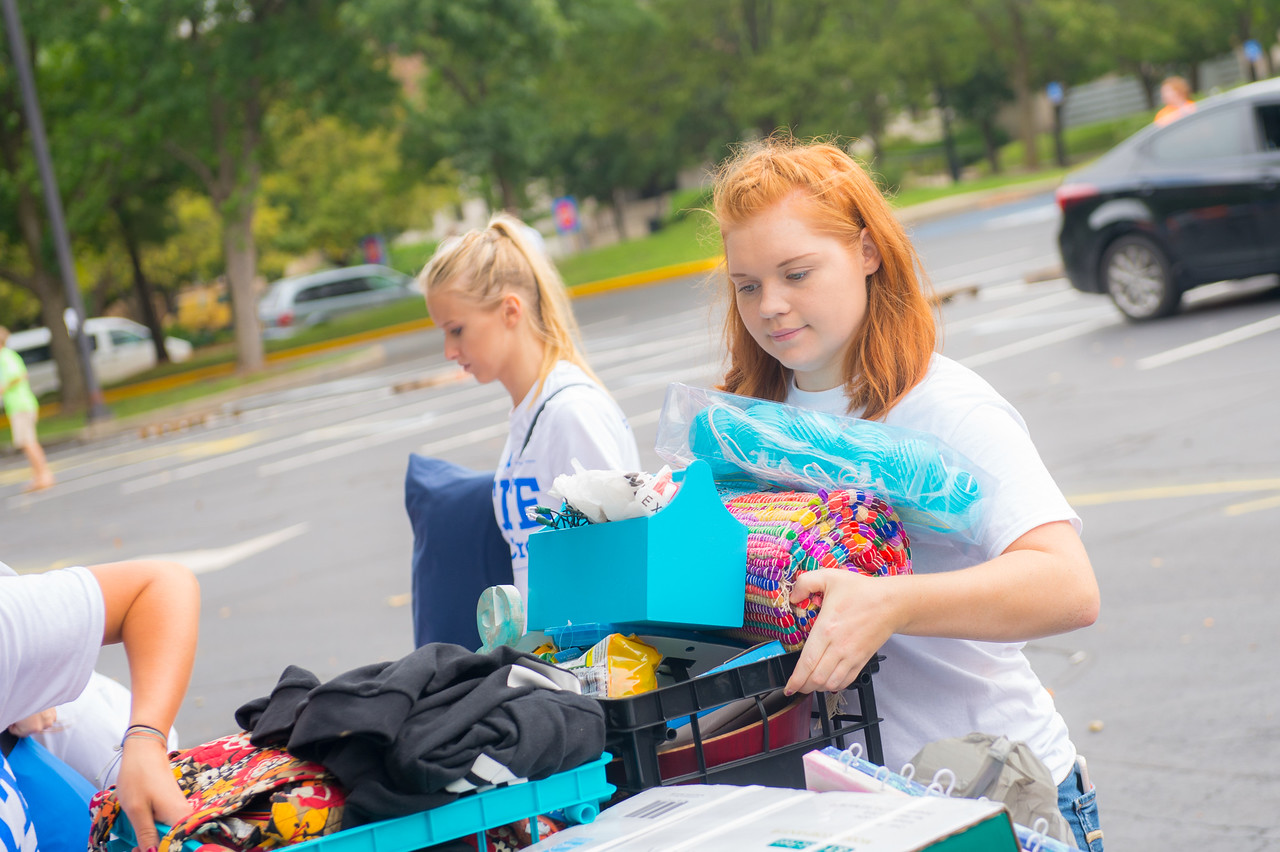 August 19, 2016 Move in 4558