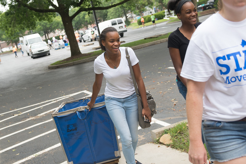 August 19, 2016 Move in 4574