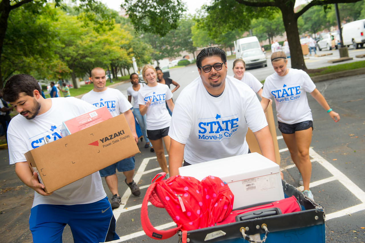 August 19, 2016 Move in 4567