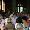 Welcoming Calum : Calum Lindsay joined All Souls on July 3rd as our Curate. Here are photos from that day - both our prayer for him (in the morning service in this case) and from the picnic down at Marble Hill.