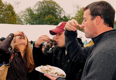 Wellfleet Oyster Festival 2009