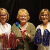 Cathey Popdan, Eileen Kish, Kay Savage