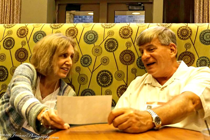 Sue Laz and Bill Laz