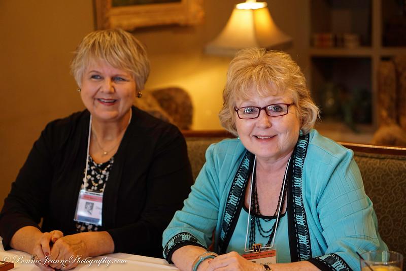 Cheryl Pearson, Eileen Kish