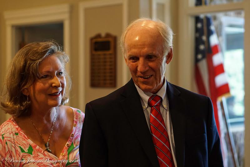 Marnie Oatman and David Mammiga
