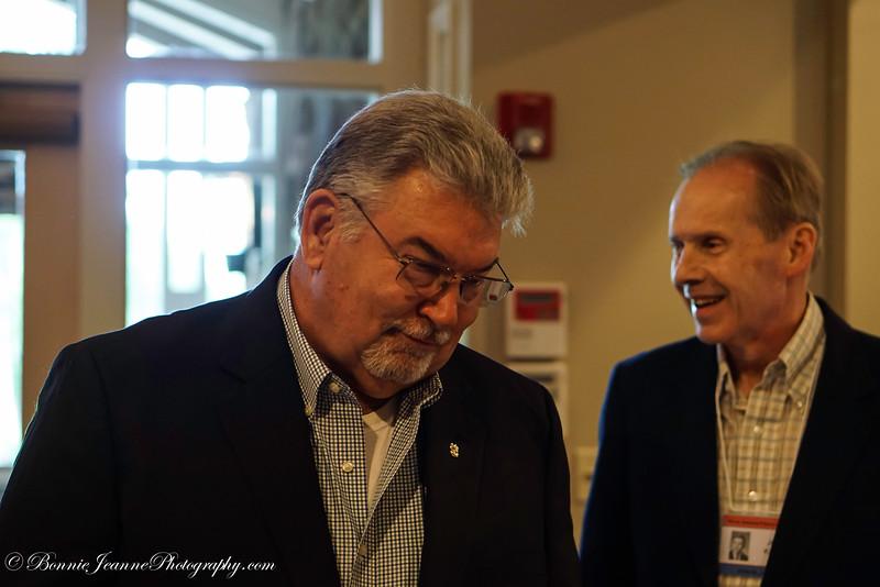 Mike Moore, John Kuney